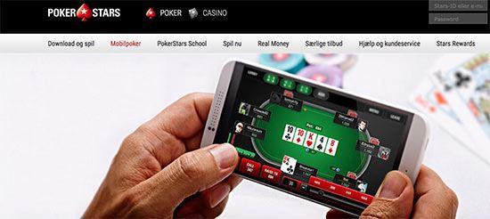 Spil poker hos mobil